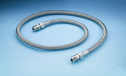 "ST. GOBAIN PERFORMANCE PLASTICS - 6TS0303S6-120"" - Smooth PTFE lined hose assembly 3 8 hex male x 3 8 hex male 10 ft length"