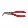 "DO-97105-81 6"" Crescent Curved Needle Nose Solid Joint Plier, Cushion Grip"
