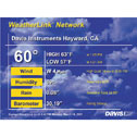 DAVIS INSTRUMENTS -  - Davis 6555 WeatherLink IP Software for Vantage Vue and Vantage Pro2