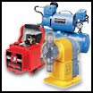 Pumps, Motors and Compressors