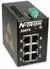 Representative photo only N TRON Nt304TX Industrial Ethernet Switch 4 Port