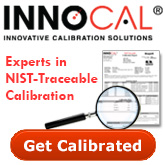 InnoCal Clamp Meter Calibrations