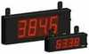 Representative photo only LD4006PO 6DIGIT Lrg Display Counter Rate Meter 4in High 6 Digit Red Led