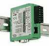 Representative photo only ICM50000 Din Rail Mount Rs232 Rs485 Converter Module 9 26VDC