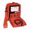 Representative photo only Analog Multimeter Safety VOM with case