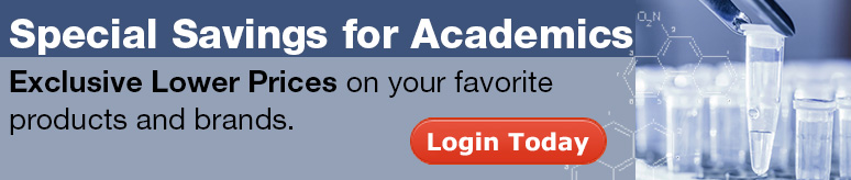 Special savings exclusively for Academics on top brands