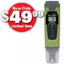 Oakton Waterproof EcoTestr pH 2 Pocket pH Tester